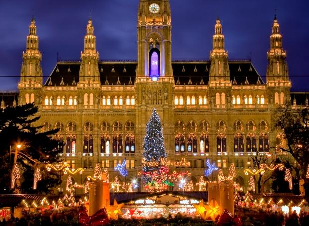 Le pi belle citt da visitare durante il periodo for Le piu belle mete natalizie