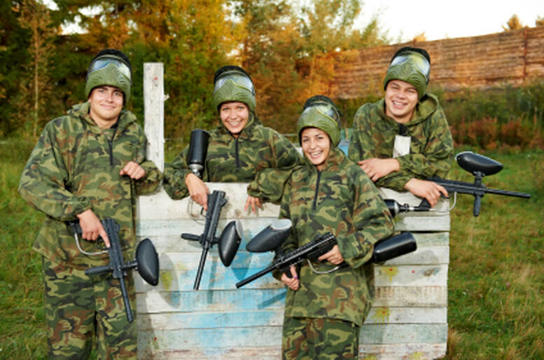 Softair, Paintball e LaserGame: giochiamo a fare la guerra, in totale sicurezza