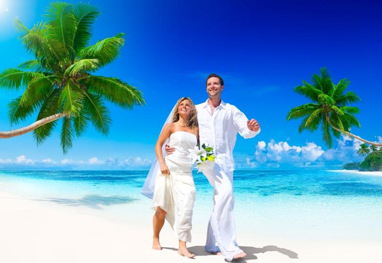 Matrimonio In Francese : Un matrimonio da sogno sulle spiagge della polinesia