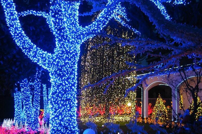 Abitazione Di Babbo Natale.L Atmosfera Incredibile Della Casa Di Babbo Natale Famiglia