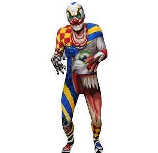 Il costume da clown