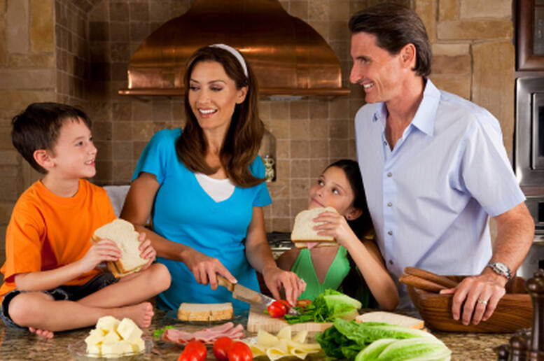 I simboli della casa la cucina e la condivisione degli for Planimetrie della casa degli artigiani