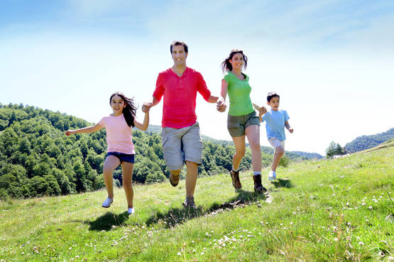Familienhotels: vacanze family friendly immersi nella natura dell'Alto Adige