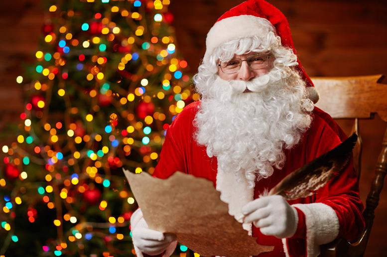 Babbo Natale Babbo Natale.E Se Fosse Babbo Natale A Scrivere Una Letterina A Tuo Figlio