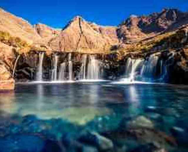 Vacanze emozionanti alla scoperta del mondo sotterraneo - Piscine rocciose ...