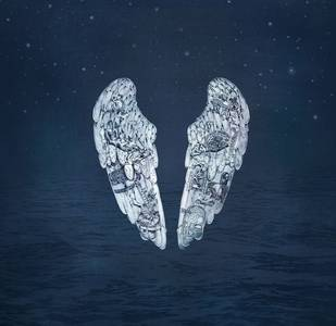 Ghost stories - Coldplay (CD)