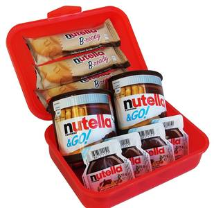 Set Nutella
