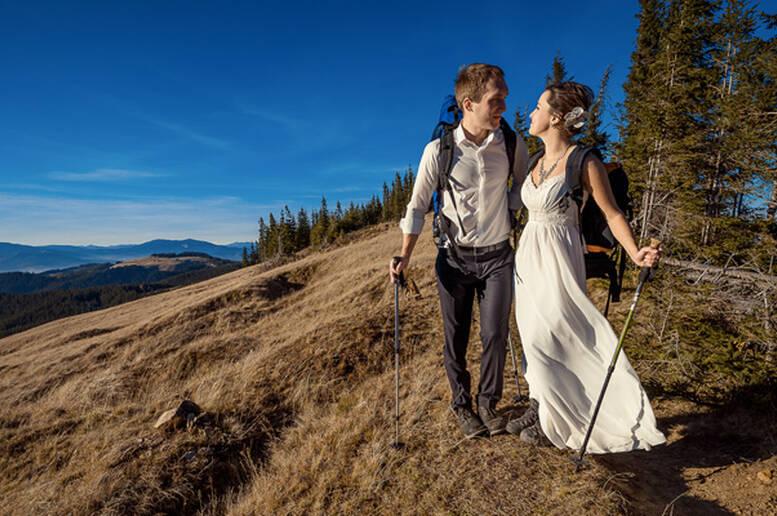 Matrimonio In Alta Quota : Matrimonio ad alta quota il fatidico quot sì a metri