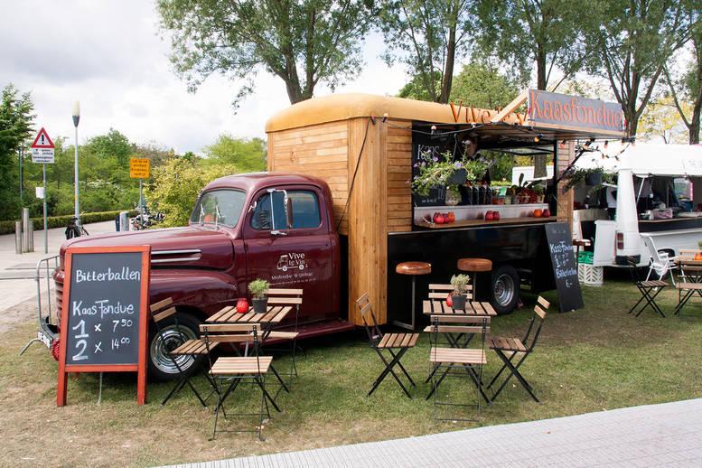 Food Truck, la nuova frontiera del cibo per strada